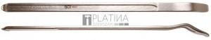 BGS Technic Gumiabroncs szerelő vas | teherautókhoz | speciális formájú | 650 mm