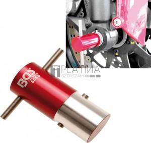BGS Technic Ducati első tengely beállító | Ø 30 mm