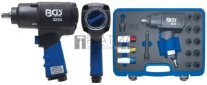 BGS Technic Légkulcs készlet | 12,5 mm (1/2 ) | 1355 Nm | 16 darabos