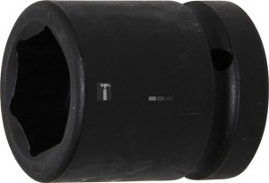 BGS Technic Levegős dugókulcs hatszögletű | 25 mm (1 ) | 33 mm