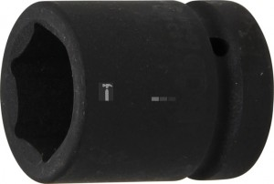 BGS Technic Levegős dugókulcs hatszögletű | 25 mm (1 ) | 34 mm