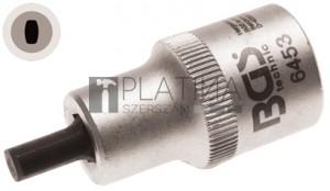 BGS Technic Rugós tag rögzítőkulcs készlet | 12,5 mm (1/2 ) | 5,5 x 8,2 mm