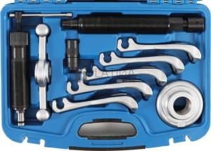 BGS Technic Hidraulikus kinyomó készlet hajtótengelyekhez | 125 -215 mm