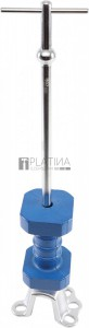 BGS Technic Kerékcsapágy-lehúzó (4, 5 lyukú, lyukkör 100 - 115 mm) csúszó kalapáccsal