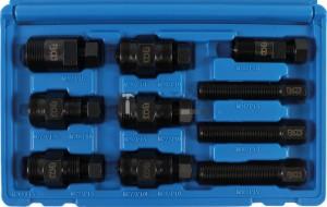 BGS Technic Lendkerék-lehúzó készlet | 10 darabos