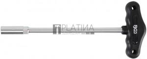 BGS Technic Dugókulcs T-fogantyúval, hatszögletű | 11 mm