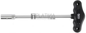 BGS Technic Dugókulcs T-fogantyúval, hatszögletű | 12 mm