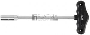 BGS Technic Dugókulcs T-fogantyúval, hatszögletű | 13 mm