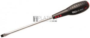 BGS Technic Csavarhúzó | Lapos 6,5 mm | Pengehossz 150 mm
