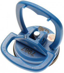 BGS Technic ABS - gumi szívókorong | Ø 55 mm