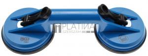 BGS Technic Dupla gumi szívókorong ABS | 325 mm | Ø 120 mm