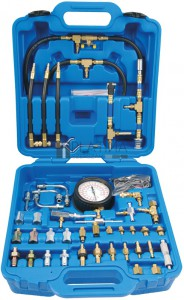 BGS Technic Benzinnyomás-vizsgáló | 0 - 8 bar