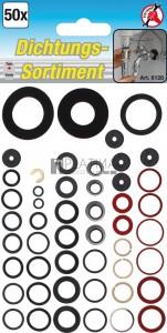 BGS Kraftmann Tömítőgyűrű-készlet | 50 darabos