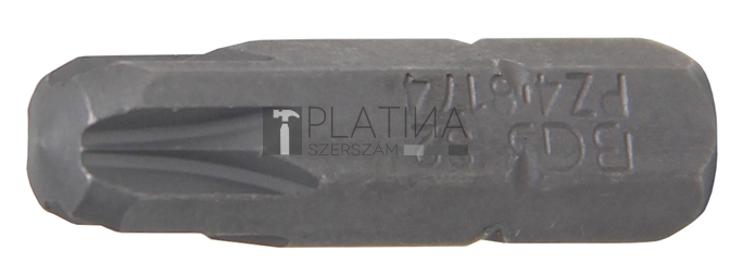 BGS Technic Behajtófej | Külső hatszögletű 6,3 mm (1/4) | Csillag PZ4
