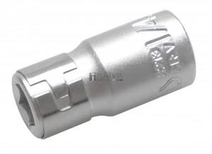 BGS Technic Golyós behajtófej-adapter | 6,3 mm (1/4 ) - Belső hatszögletű 6,3 mm (1/4 )