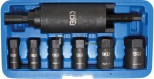 BGS Technic Féltengely-kerékagy összenyomó készlet | 7 darabos