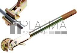 BGS Technic Állítható kulcs axiális nyomtávrudakhoz | 14 - 20 mm