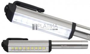 BGS Technic 9 LED-es alumínium LED toll