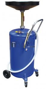 BGS Technic Fáradtolaj-gyűjtőtartály | 70 l