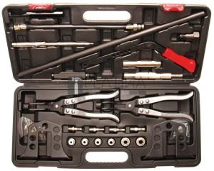 BGS Kraftmann Szeleprugó beszerelő/kiszerelő készlet | univerzális | 21 darabos