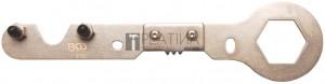 BGS Technic  3 az 1-ben  Variátor és kuplung kulcs Piaggio
