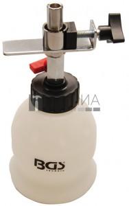 BGS Technic Fékfolyadék-utántöltő palack | 1 l