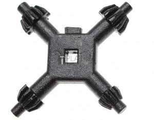 BGS Technic Univerzális tokmánykulcs | 4 - 7 mm