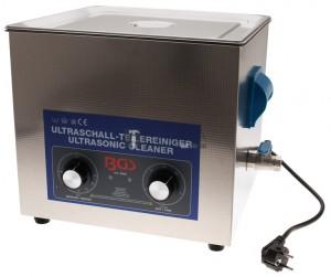 BGS Technic Ultrahangos alkatrésztisztító | 13 liter