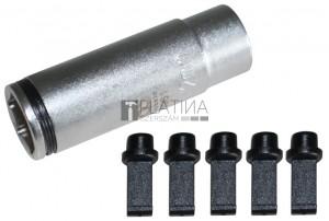 BGS Technic PSG izzítógyertya kulcs | 12 mm