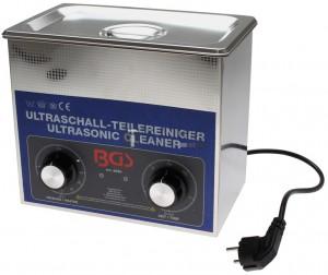 BGS Technic Ultrahangos alkatrésztisztító | 3 liter