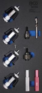 BGS Technic Parkolószenzor-tartó szerelőkészlet