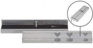 BGS Technic Satu-védőpofák | Aluminium | Szélesség: 150 mm | 2 darabos