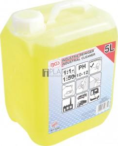 BGS Technic univerzális ipari tisztító folyadék   5 liter