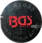 BGS Technic Akkumulátor | CR2032 | a BGS 977-hez, 978, 979, 1943, 9330