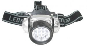 BGS Kraftmann LED-es fejlámpa | 12 LED-es
