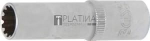 BGS Technic Dugókulcs - Gear Lock, mély   10 mm (3/8)   11 mm