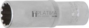 BGS Technic Dugókulcs - Gear Lock, mély   10 mm (3/8)   14 mm