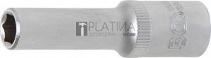 BGS Technic Dugókulcs, hatszögletű, mély   10 mm (3/8)   8 mm