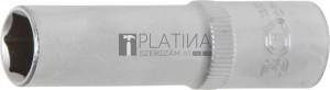 BGS Technic Dugókulcs, hatszögletű, mély   10 mm (3/8)   11 mm