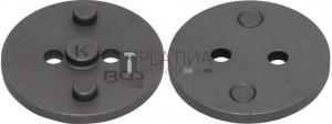 BGS Technic Fékdugattyú-visszaállító adapter K | Citroen