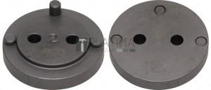 BGS Technic Fékdugattyú-visszaállító adapter 2 | Citroen/Honda/Mercedes