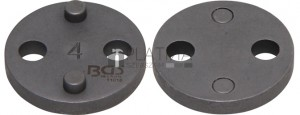 BGS Technic Fékdugattyú-visszaállító adapter 4 | Alfa Romeo/Fiat/Ford /
