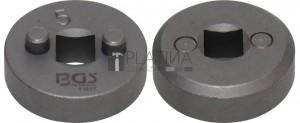 BGS Technic Fékdugattyú-visszaállító adapter 5 | Adapter 10 mm (3/8)