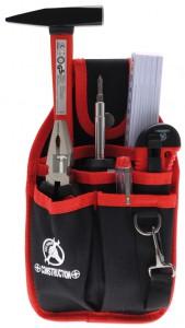 BGS Kraftmann Szerszámkészlet táskában | 7 darabos