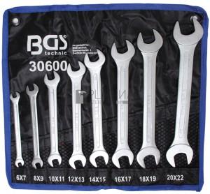 BGS Technic Villáskulcskészlet | 6 - 22 mm | 8 darabos