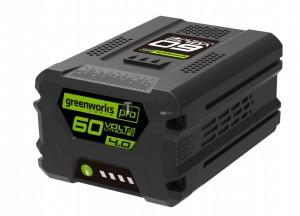 Greenworks G60B4 - Li-Ion akkumulátor 60V 4.0Ah