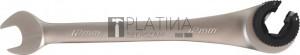 BGS Technic Racsnis csillag-villáskulcs   nyitott   12 mm