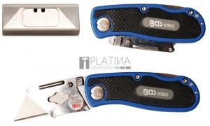 BGS Technic Összecsukható kés | 150 mm