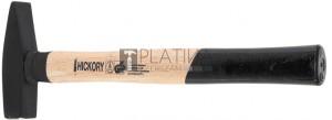 BGS Technic Lakatos kalapács | Hickory nyéllel | DIN 1041 | 400 g
