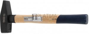 BGS Technic Lakatos kalapács | Hickory nyéllel | DIN 1041 | 800 g